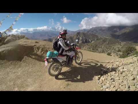 Nepal 2016 motorcycle ride (long version)