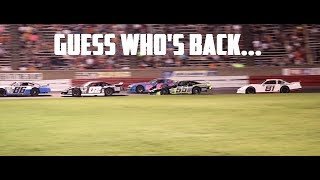 Bowman Gray 5/12/2018 - Sportsman - Twin 20-Lappers - Race 1