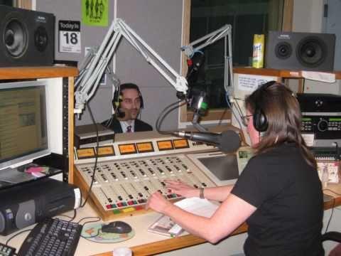 Virginia Hypnosis - Mix 106 - Juneau Radio Appearance