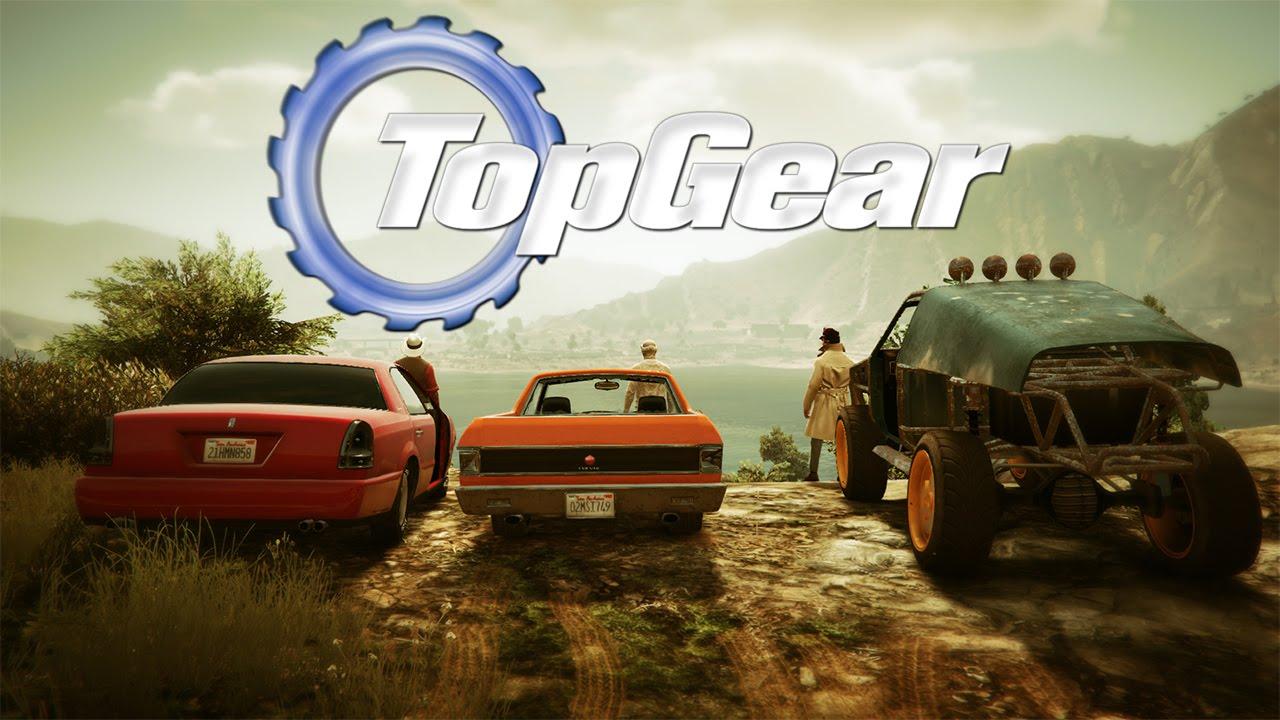 Gta V Top Gear - Top Gear