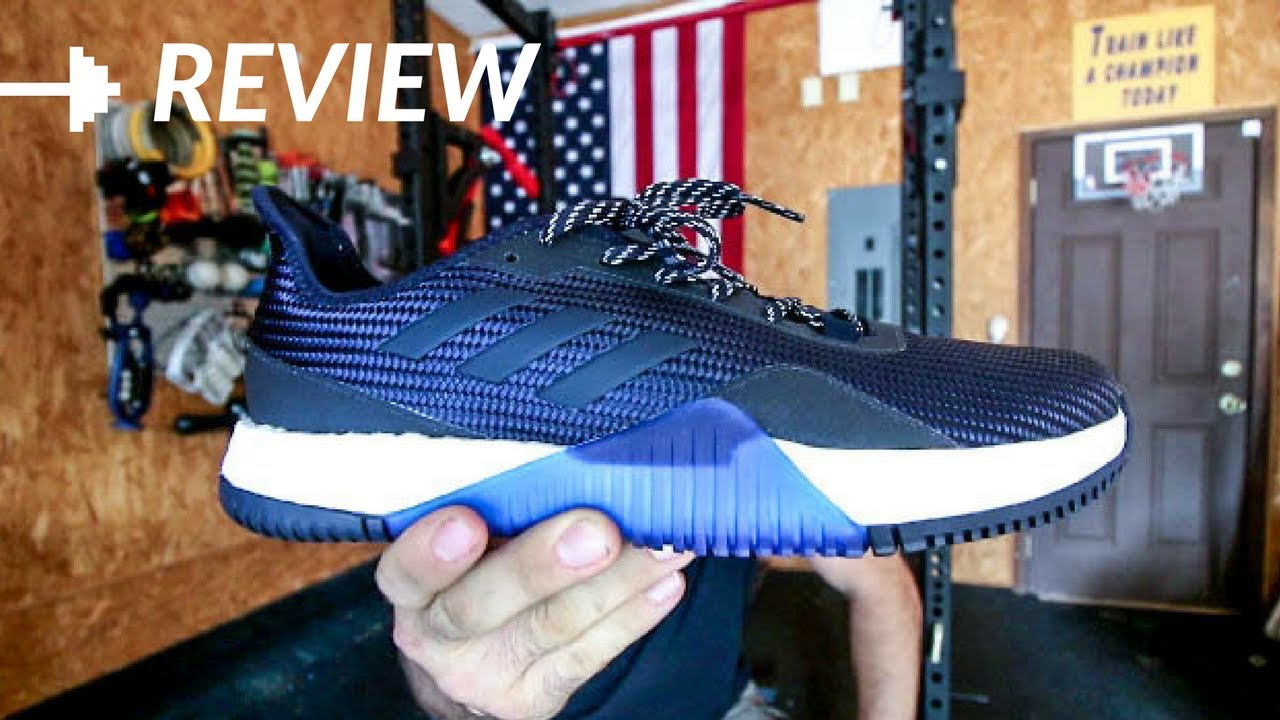 4726b8d3c6e15 adidas CrazyTrain BOOST Elite Review! - YouTube