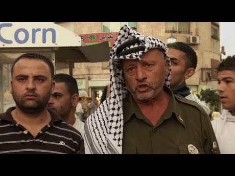 Arafat's memory lives on through Ramallah lookalike