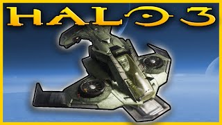 Halo 3 PC - The ULTIMATE Vehicle Mod - WASP, SHORTSWORD, HAWK \u0026 MORE