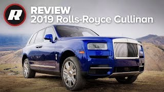 2018 Rolls Royce Cullinan SUV lives up to the brand   Review & Road Test