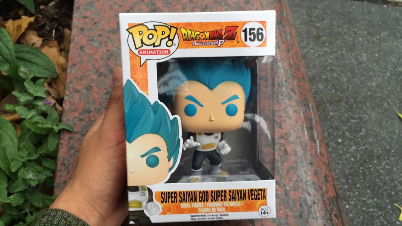 Animation Funko Pop Dragonball Z Super Saiyan God Super Saiyan Vegeta 10699