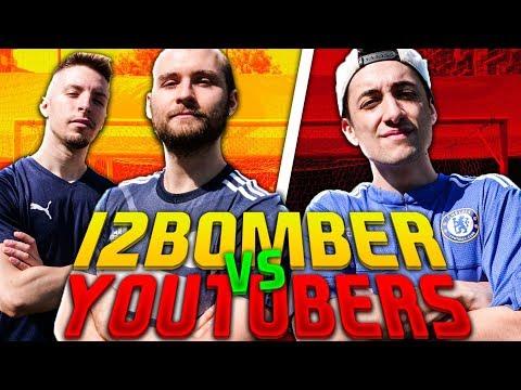 I2BOMBER VS SODIN - Tripla Crossbar CHALLENGE