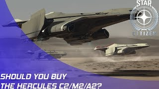 Star Citizen: Should you buy the Hercules Starlifter?