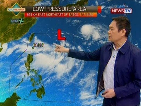 Weather update as of 4:15 p.m. (August 13, 2018)