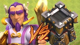 Clash of Clans - Grand Warden vs. A.T.: REDEMPTION?