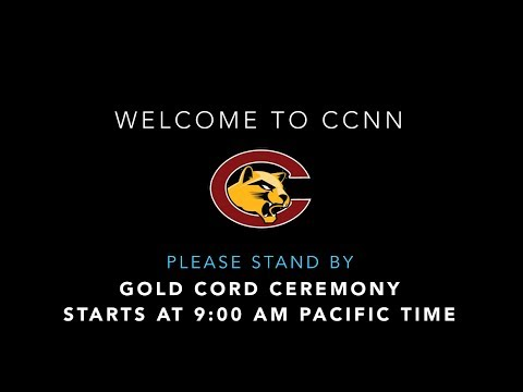 Gold Cord Ceremony Special Broadcast CCNN