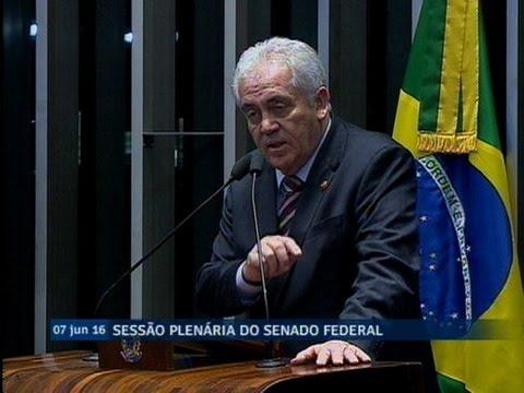 Otto Alencar alerta que denuncismo exagerado pode agravar situação do país