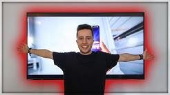 """GÜNSTIGER 4K TV: SMART-TV / HDR / 65"""" (NEU 2020)"""