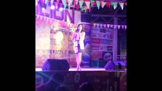 Maris at Tagum Singing Trumpets