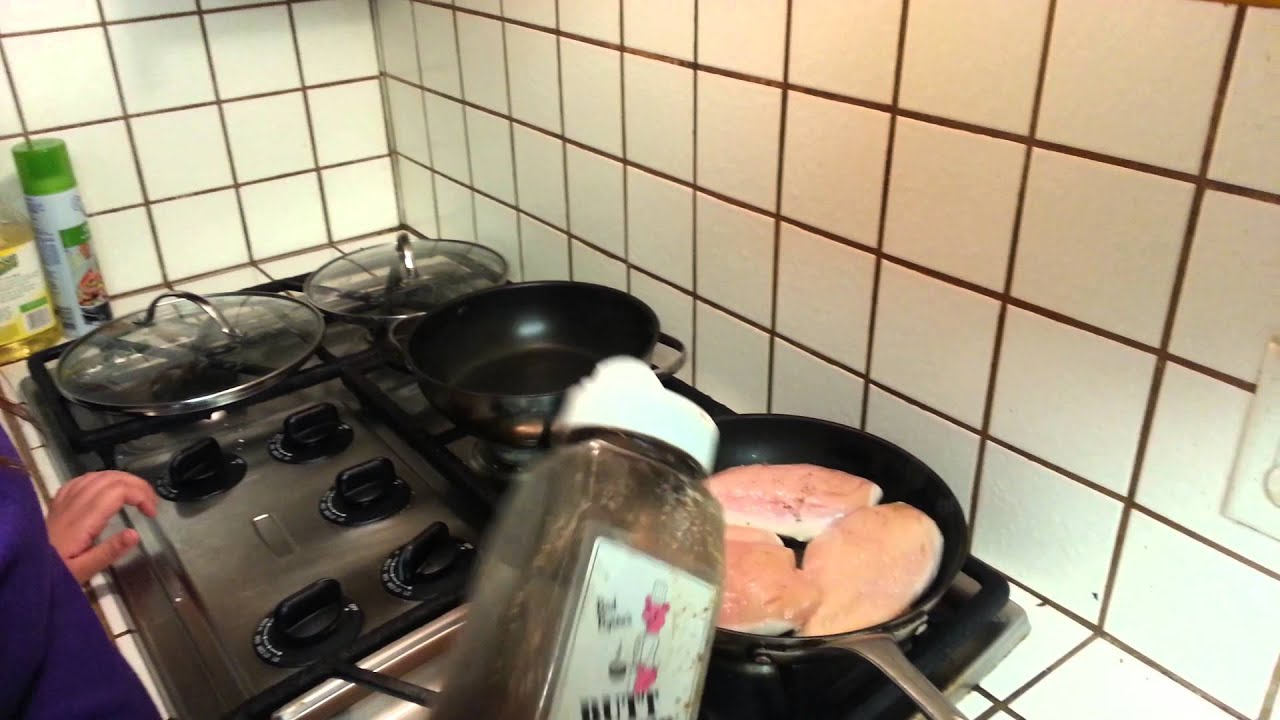 how to perfectly cook chicken brest every time