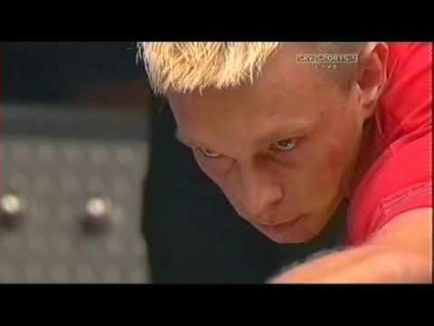 Thorsten Hohmann vs Alex Pagulayan, World 9-Ball Championship 2003 Final