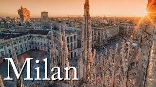 Milan, Italy | Milan Cathedral, Castello Sforzesco, Galleria Vittorio Emanuele II