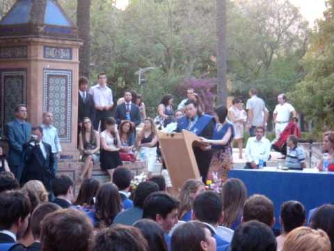 CEADE. Graduación 2010.