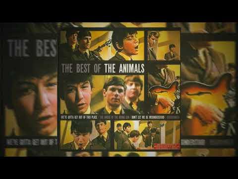 Bright Lights Big City  - The Best of The Animals mp3