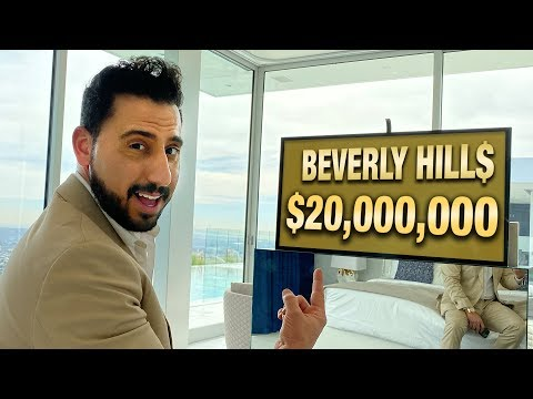 $20 MILLION DOLLAR VIEW | FIRST LOOK | JOSH ALTMAN | REAL ESTATE | EPISODE #38