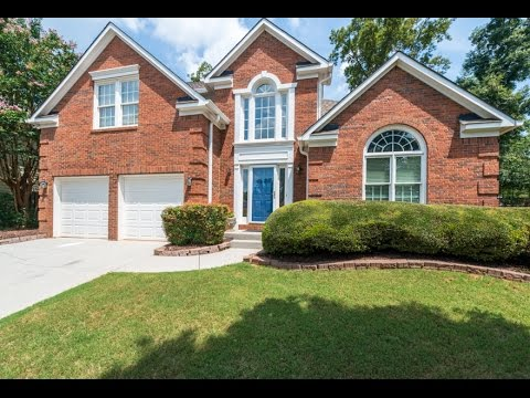 3437 Dublin Shore Court - Gorgeous home in Popular Peachtree Corners