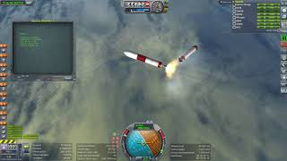 Kerbal Space Program - Realism Overhaul 1.3.1 Launch Fest