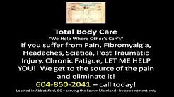 Chronic Pain Clinic Abbotsford - ICBC Injury Treatment - 604-850-2041