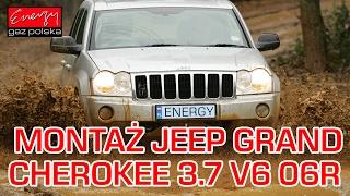 Montaż LPG Jeep Grand Cherokee z 3.7 V6 2006r w Energy Gaz Polska na gaz Lovato Fast(, 2014-05-05T09:50:54.000Z)
