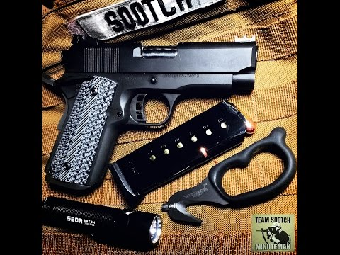 GEAR REVIEW: Rock Island Armory's Newest TAC Ultra CS 1911