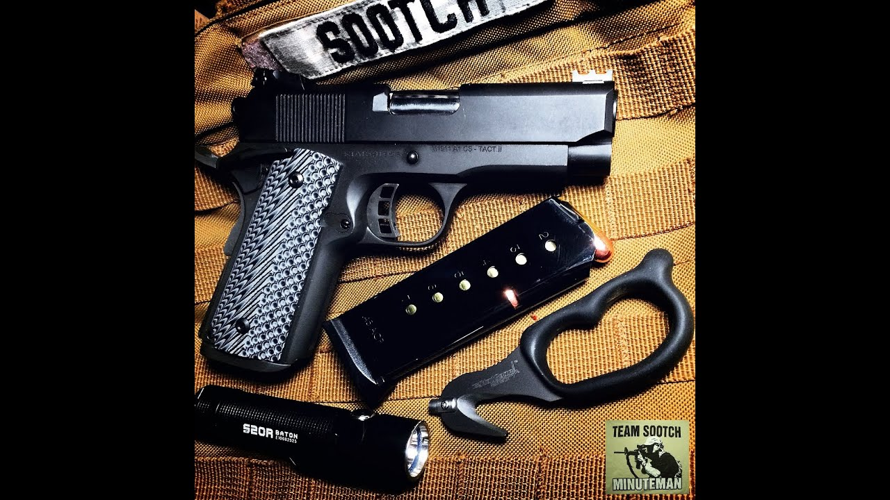 Rock Island Armory  Compact Ultra Tactical  Acp