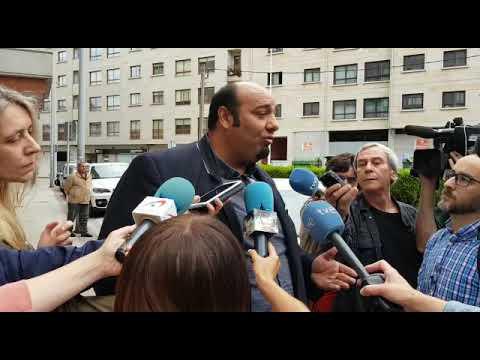 Sinaí Giménez proclama a súa inocencia ante os xulgados