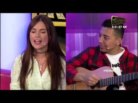 Duelo de TROVAS entre Sara Uribe y Lokillo