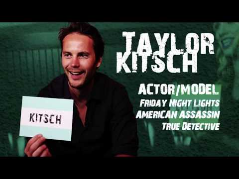 Taylor Kitsch interview touches on Life in Austin, Friday Night Lights and American Assassin