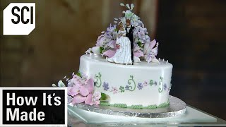 How It's Made: Wedding Cakes
