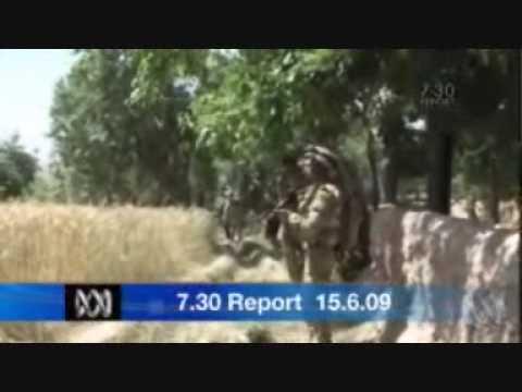 Embedding in Afghanistan (Media Watch) EP 35 - 5/10/09