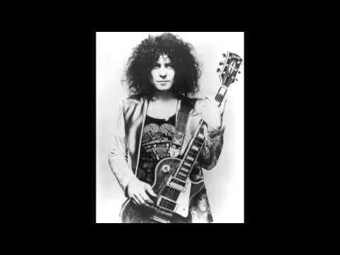 T.Rex - 20th Century Boy isolated guitar tack, guitar only