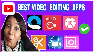 Best Apps To edit YouTube videos.