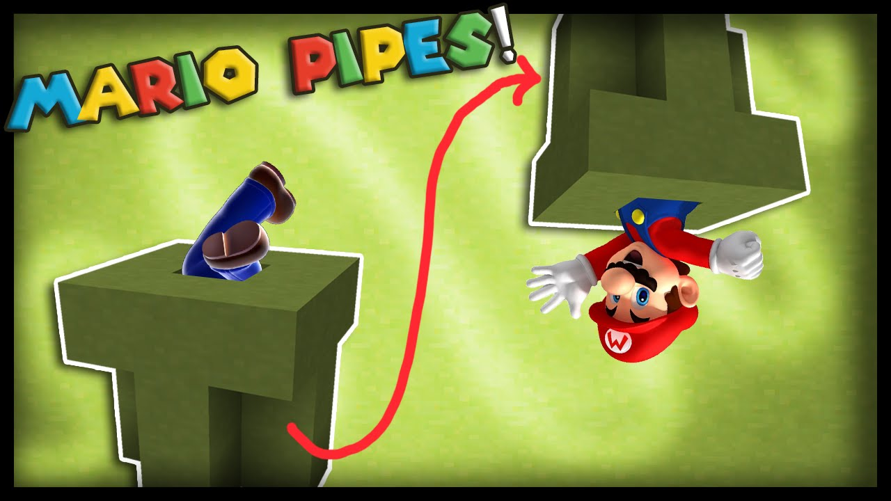 Minecraft Mario Pipe Related Keywords Suggestions