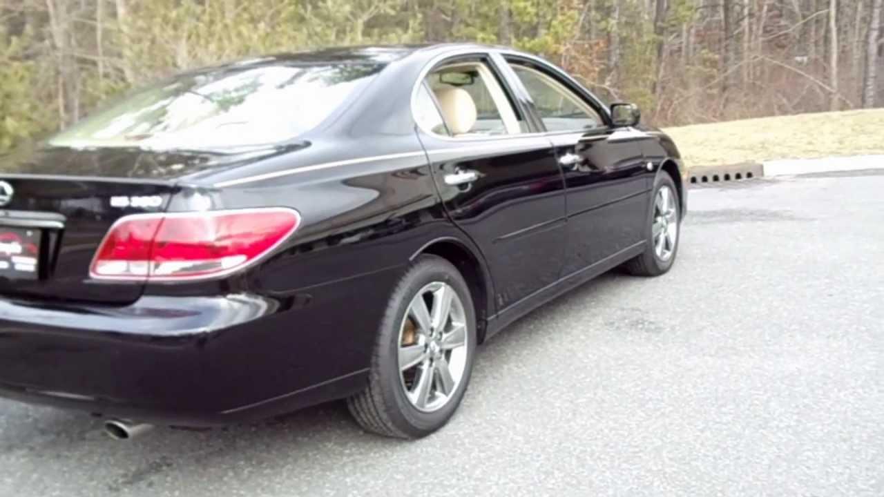 Lexus Es 330 Black Diamond Edition