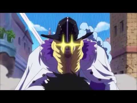Cavendish tries to kill Trafalgar Law Funny Scene One Piece