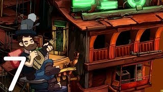 Goodbye Deponia Walkthrough Guide (part 7) PC HD 1080p