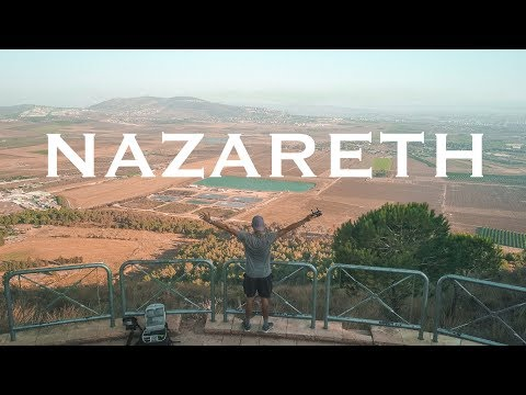 The BEST View In NAZARETH (Israel) - Vlog #128