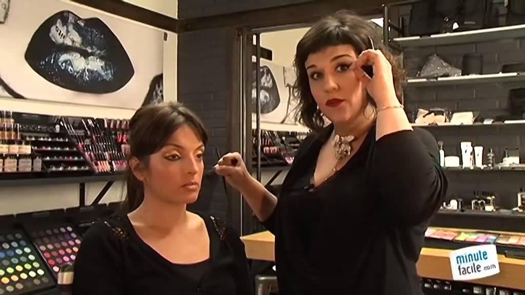 Maquillage se maquiller la fa on de kim kardashian - Comment faire le maquillage de kim kardashian ...