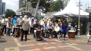 [FANVID] Pandang2 Jeling2 by IIUM Angklung Club
