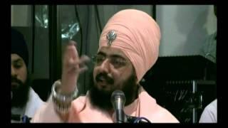 Gurbani Katha - Sant Baba Ranjit Singh Ji Dhadrian Wale - West Sacramento - Oct 11, 2010