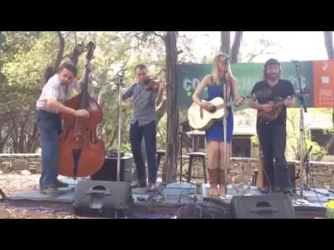 Rachel Laven with Sweet 'Shine & Honey performs at Blue Rock Studios