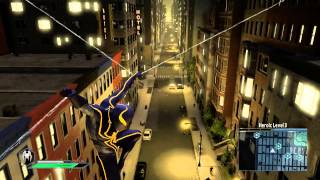 The Amazing Spider-Man 2 Video Game - Spider-Armor suit free roam