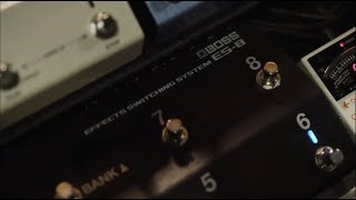 BOSS ES-8 - Tour Rig Introduction by Alex Hutchings