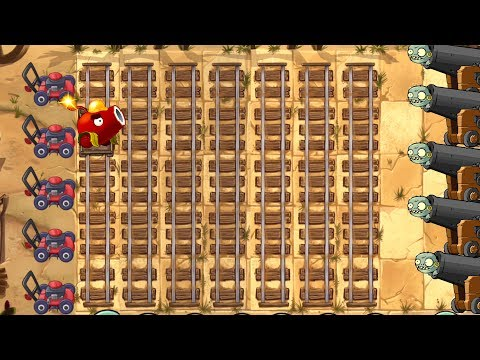 Plants vs Zombies 2 Epic Quest Sir Costalot with High Sead Packets - Plantas Contra Zombies 2 Game