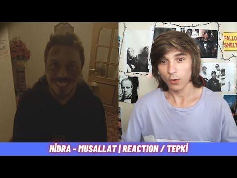 HİDRA'NIN MUAZZAM DÖNÜŞÜ ! 💣💥🤯 Hidra – MUSALLAT   Reaction/Tepki