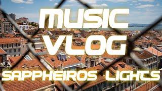 Sappheiros - Lights [Vlog No Copyright Music]